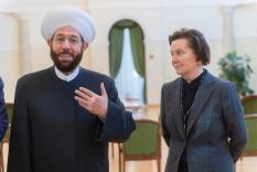 Верховный муфтий Сирии едет в Югру