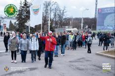 Стартует чемпионат России по фоновой ходьбе «Человек идущий»