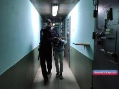 Полиция задержала лже-минера Храма-на-Крови в Екатеринбурге
