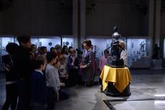 Фонд Святой Екатерины: приобщая детей к искусству