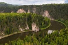 В ТРК «Гора Белая» разрабатывают межрегиональный маршрут по реке Чусовой