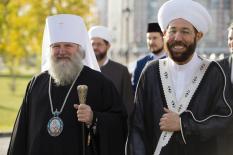 Верховный муфтий Сирии рассказал югорчанам о главном смысле всех религий