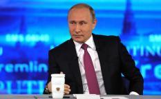 Путин похвалил Порошенко за знание русской литературы и посоветовал быть осторожнее с «голубыми мундирами»