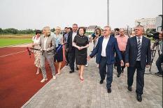 Губернатор ХМАО побывала с рабочим визитом в Мегионе