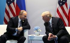 «Рады познакомиться»: Путин и Трамп проговорили два часа