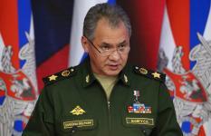 Шойгу: операция в Сирии скоро завершится