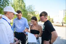 Свыше 400 тыс. свердловчан приняли участие в голосовании по выбору территорий для благоустройства