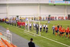 Путин поддержал идею создания Уральской футбольной академии
