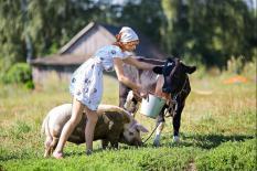 Российским фермерам разрешат оказывать туристические услуги