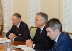 Евгений Куйвашев встретился с послом США