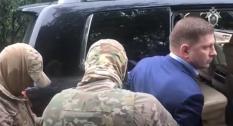 Задержан глава Хабаровского края Сергей Фургал