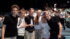 Екатеринбургские школьники выиграли мировой конкурс робототехники