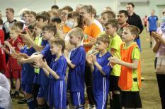 Победителями турнира по футболу среди детских домов стали команды из Камышлова и Екатеринбурга