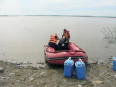 Прокуратура организовала проверку по факту загрязнения золотодобытчиками реки Тагил