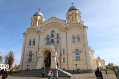 В Свято-Николаевском монастыре почтили память Симеона Верхотурского архиерейским богослужением