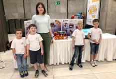 Юные екатеринбуржцы стали лучшими на международных соревнованиях по робототехнике