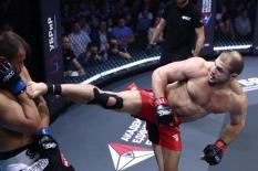 Уральский боец подписал контракт с UFC (фото)