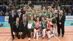 «Уралочка-НТМК» названа лучшим клубом в истории волейбола