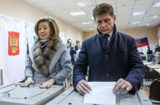 Самовыдвиженец Кожемяко победил на выборах губернатора Приморья