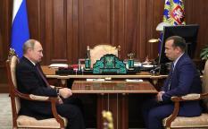 Путин назначил врио губернатора Курганской области