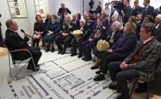 Ветераны получат по 75 тыс. рублей к 75-летию Победы