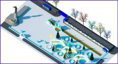В этом году Ледовый городок в Екатеринбурге превратят в «Бажовский» лес