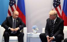 Путин обогнал Трампа в рейтинге мирового доверия