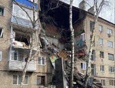 В Подмосковье прогремел взрыв в жилом доме: обрушился целый подъезд