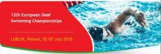 Свердловчанка выиграла три золотые медали на Чемпионате Европы по плаванию среди глухих