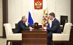 Путин исключил главу Минэкономразвития из рабочей группы по нацпроектам