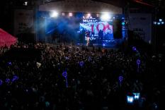 Объявлены первые хедлайнеры фестиваля Ural Music Night