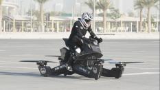 Полиция ОАЭ пересядет на летающие российские мотоциклы