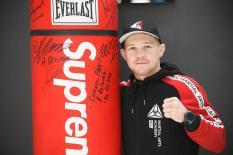 Уральский боец готовится выступить на UFC 245