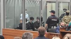 Напавшего на школу в Казани арестовали на два месяца