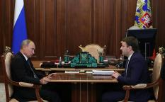 Путин назначил Орешкина и Мединского своими помощниками