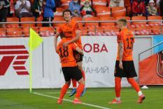 «Урал» порадовал болельщиков в последнем домашнем матче сезона