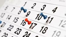 Опубликован календарь праздничных дней в 2019 году