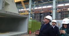 Посол Индии в РФ побывал на Уралмашзаводе