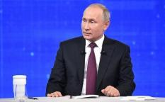 Пресс-конференция Владимира Путина пройдет 17 декабря