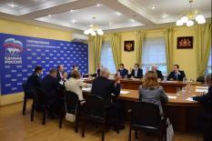 «Единая Россия» определилась с кандидатами на предстоящие довыборы в гордуму Екатеринбурга