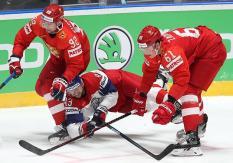Россия завоевала бронзу Чемпионата мира по хоккею