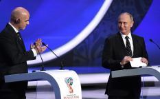 Путин пообещал ЧМ-2018 на самом высоком уровне