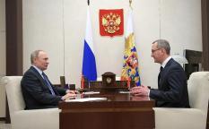 Путин уволил главу Калужской области