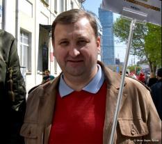 Александр Рыжков: Храм святой Екатерины нужно строить в центре Екатеринбурга