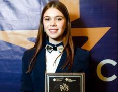 Екатеринбургская студентка стала «Добровольцем года»