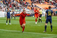 «Урал» - «Ростов»: четыре гола и ни одного победителя