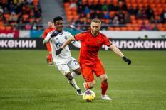 «Урал» дома впервые проиграл «Оренбургу»