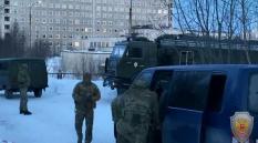 В Мурманске был ликвидирован боевик, планировавший теракт