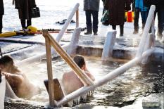 Свердловские медики дали советы на Крещенские купания