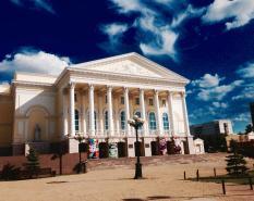 Тюменский драмтеатр получил государственный грант размером 2 млн. рублей